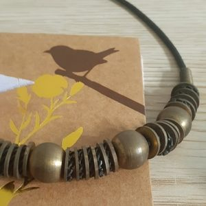 Jewelry - Vintage copper necklace